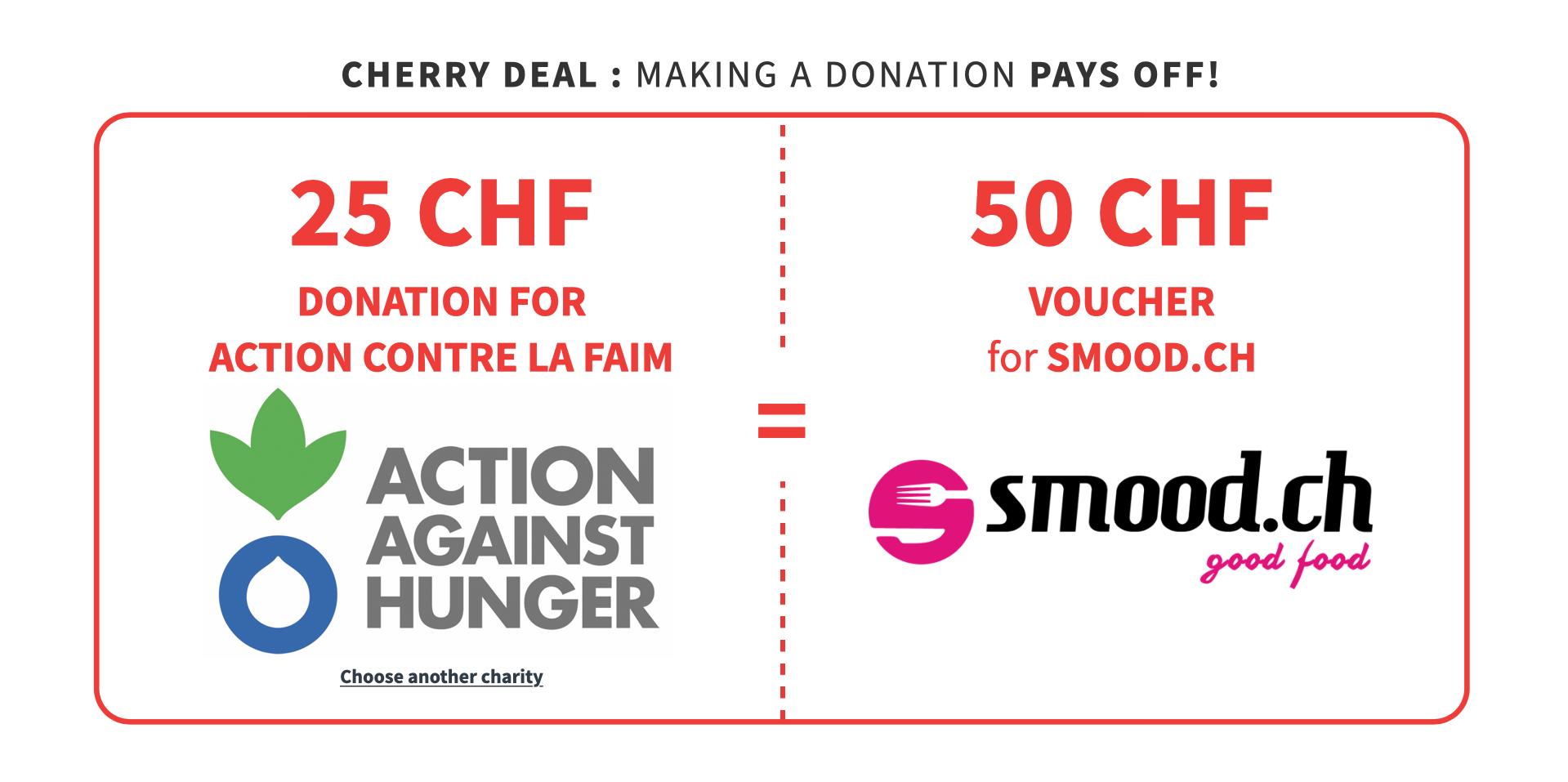Communiqué de presse, lancement du Cherry Deal